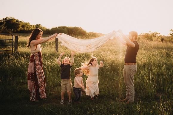 Katy-TX-Family-Photographer-sunset-field